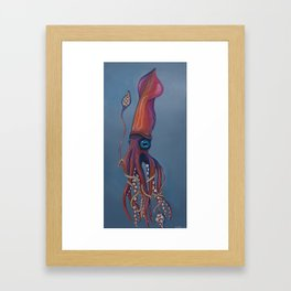 The Truth About Being Colossal Framed Art Print