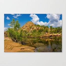 Bell Gorge Canvas Print