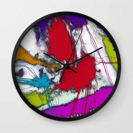Grip Wall Clock