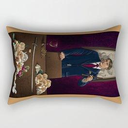 I. The Magician Rectangular Pillow