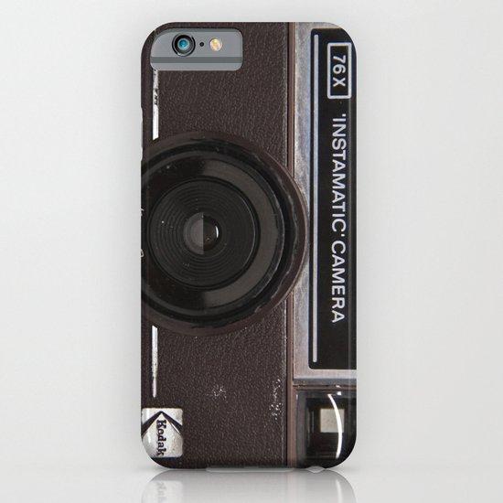 Instamatic Camera 2 iPhone & iPod Case