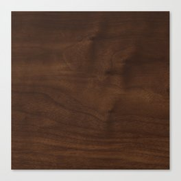 walnut textile natural wood Canvas Print