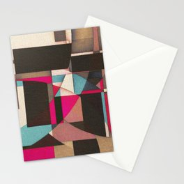 Mooring  in the Port Stationery Cards