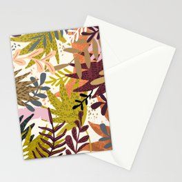 Earthy Forest || Stationery Cards