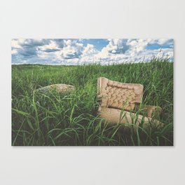Country Comfort Canvas Print