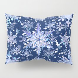Snowflakes #3 Pillow Sham