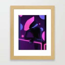 Crystal Boy Framed Art Print