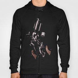 Exploded Gun Hoody