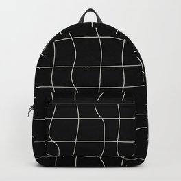 Warp Grid: Midnight Black Edition Backpack