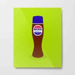 Pepsi Perfect (The 2015 Collection) Metal Print