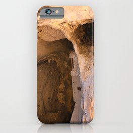 Ancient Pueblo - Gila Cliff Dwellings iPhone Case