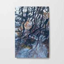 floating trees 1 Metal Print