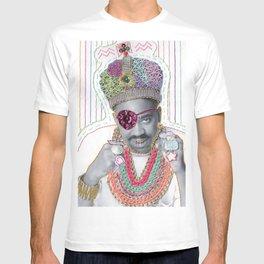 Embroidered Slick Rick T-shirt