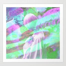 PUZZLEMENT Art Print