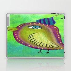 Quirky Bird 4 Laptop & iPad Skin