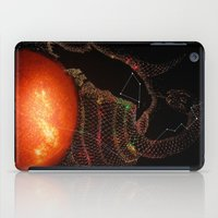hydra iPad Cases featuring Corvus & Hydra constellation by Gaëlle Reitz