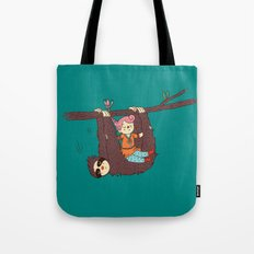 Sloth Swing Tote Bag