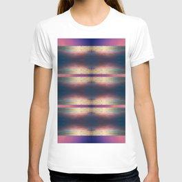 Mysterious Traveler Quilt T-shirt