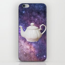 Russell's Teapot iPhone Skin