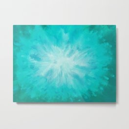 Splash into Summer Metal Print