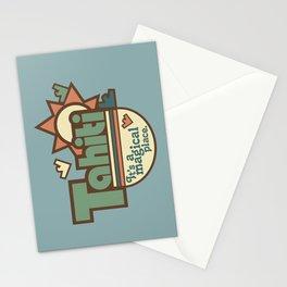 Tahiti Stationery Cards
