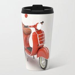 Vespa love Travel Mug