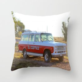 Sunlit Dreams Throw Pillow