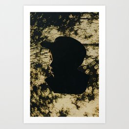 alvin row Art Print