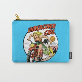 Herstory: Undercover Girl Carry-All Pouch