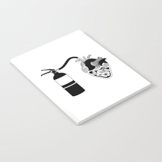 Good Heart, Bad Temper Notebook
