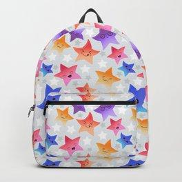 Kawaii stars Backpack