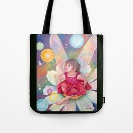 Fairy Granddaughter Tote Bag