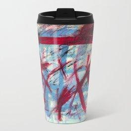 ICee-5v Metal Travel Mug