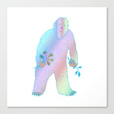 Rainbow Beast Canvas Print