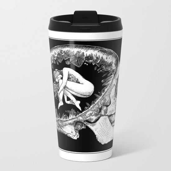 asc 101- L'âme immortelle Metal Travel Mug