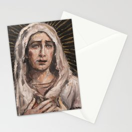 Mater Dolorosa V Stationery Cards