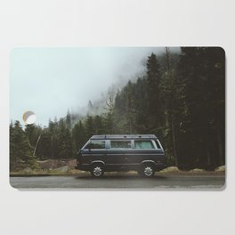 Northwest Van Cutting Board