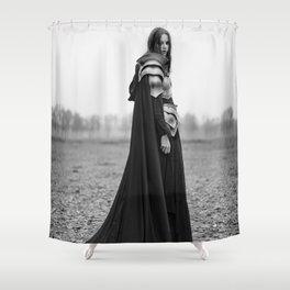 By The Void Shower Curtain