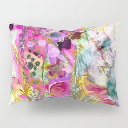 Symphony of Petals Pillow Sham