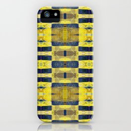 first sunrays_pattern_no2 iPhone Case