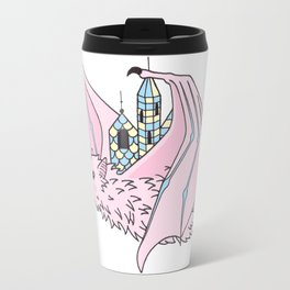 fruit bat city bat Travel Mug