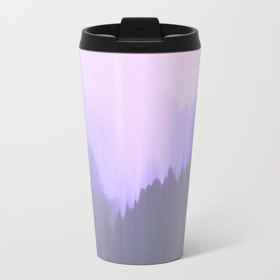 Down on my Mind Metal Travel Mug