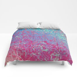 Colorful Corroded Background G284 Comforters