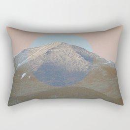 Highest Peak Rectangular Pillow