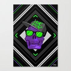 Hip Hop 4 life Canvas Print
