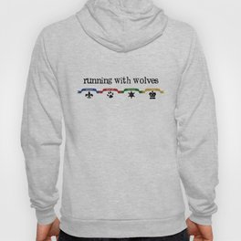 Running With Wolves v2 Hoody