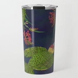 Parakeet Paradise Travel Mug