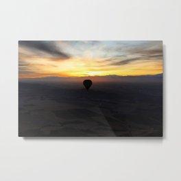 99 Balloons Metal Print