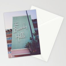 Beverly Hills Mod Stationery Cards