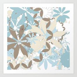 Cochin Remix #2 Art Print